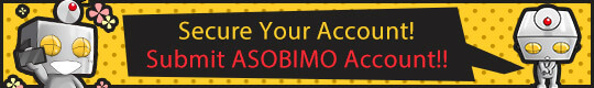 Submit ASOBIMO Account!!