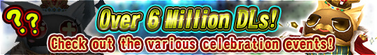 6 Million Download Event