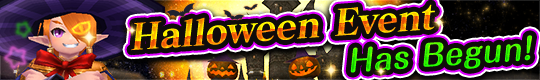 Halloween Event Chapter 4 Begins!! Latest Quest & Recipes Available!