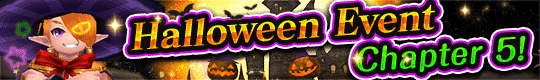 Halloween Event Chapter 5 Begins!! Latest Quest & Recipes Available!