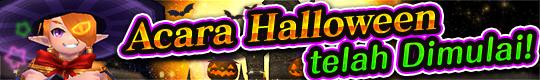 Quest & Resep Terbaru Hadir! Event Halloween Bab 4 Dimulai!!