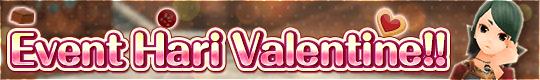 Event Hari Valentine