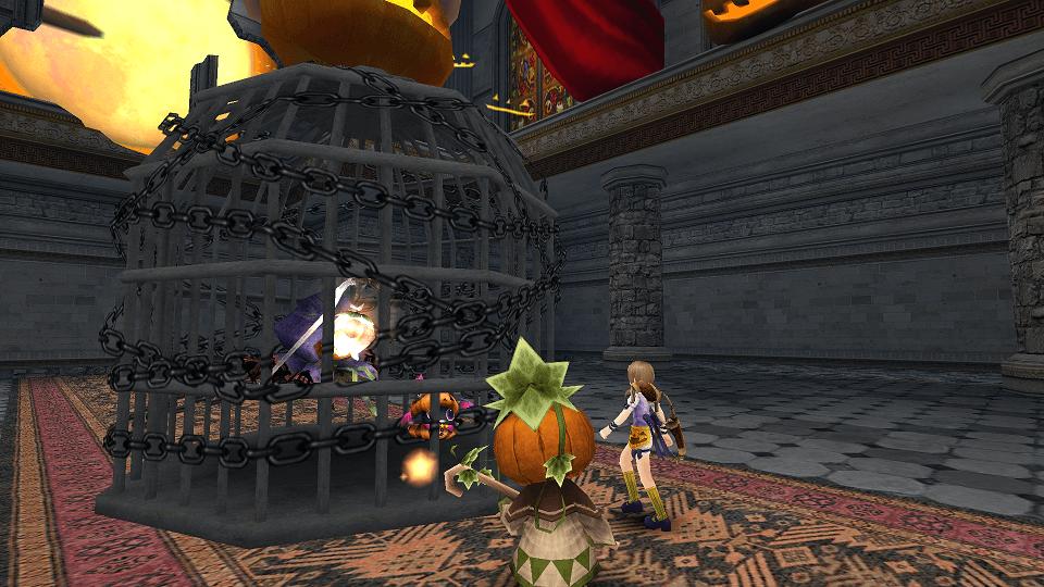 Progress Announcement][1,039,309 Bosses Defeated]Halloween