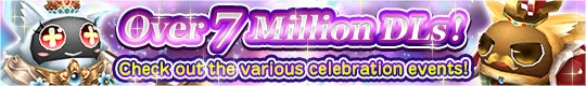 7 Million Downloads! Lots of Special Events!!